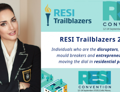 Angelica Donati is part of the 2018 RESI Trailblazers list by Property Week