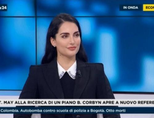 L'impatto della Brexit raccontato da un'imprenditrice: Angelica Donati intervistata a RaiNews24