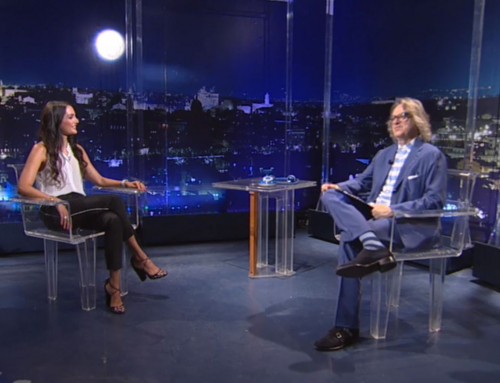 Angelica Donati interviewed at Sottovoce – Rai 1