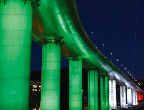 Apre il nuovo ponte di Genova: il commento di Angelica Donati per AFP