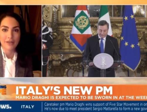 Angelica Donati a Euronews sul nuovo governo guidato da Mario Draghi