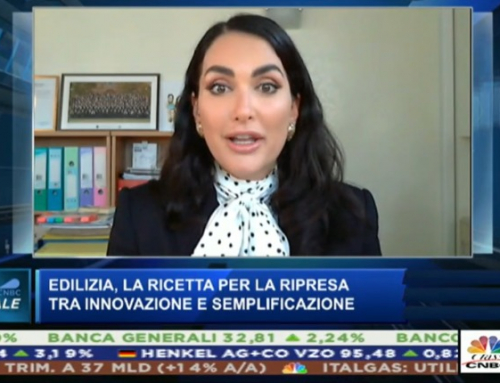 Angelica Donati at ClassCNBC: construction, the recipe for recovery between innovation and simplification