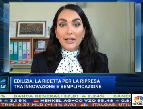 Angelica Donati a ClassCNBC: costruzioni ed edilizia, la ricetta della ripresa tra innovazione e semplificazione
